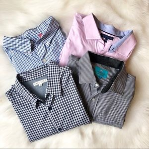 Men's Long Sleeve Dress Shirt (TWO for $25!)